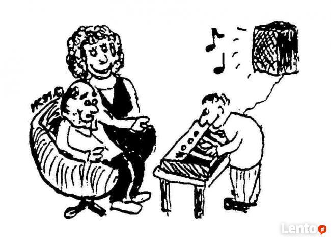 Nauka gry na pianinie, keyboardzie, fortepianie. Warszawa