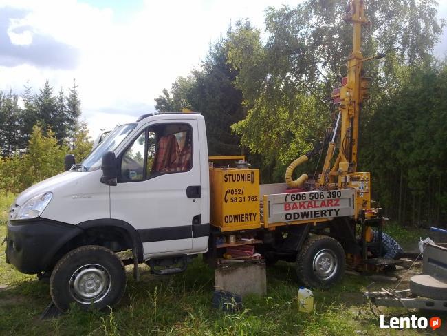 Wiercenie studni wiertnictwo studniarstwo odwierty studnie