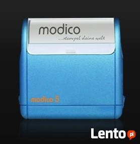 Pieczątka MODICO 5 Łódź, samotuszujace pieczątki