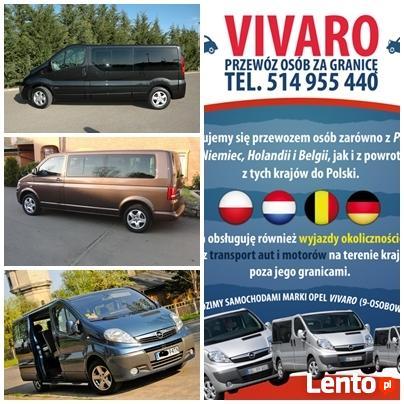 Przewóz osób, WŁOCŁAWEK, Transport,,Holandia, Belgia,Niemcy