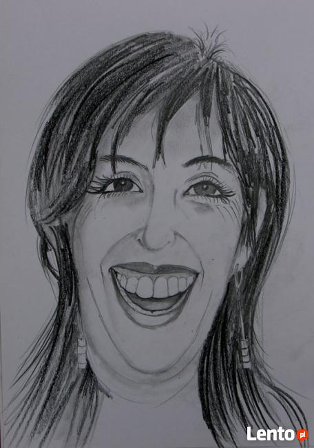 Karykatury Portret
