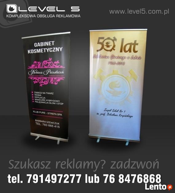 Usługi reklamowe: wizytówki,ulotki,plakaty,banery,tablice