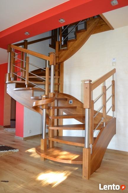 Drewniane schody dla Twojego domu