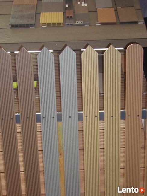 tarasy z kompozytu drewna WPC