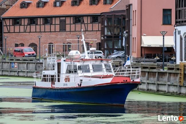 Wyprawy na połowy dorsza w Litwe (port Klaipeda)