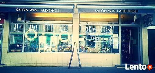 Salon Win i Alkoholi - Nowowiejska 5 Warszawa