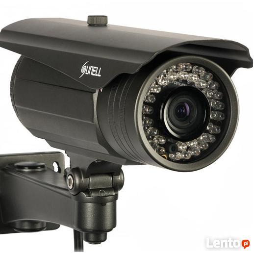 Montaż alarmu, kamer monitoringu, domofonów