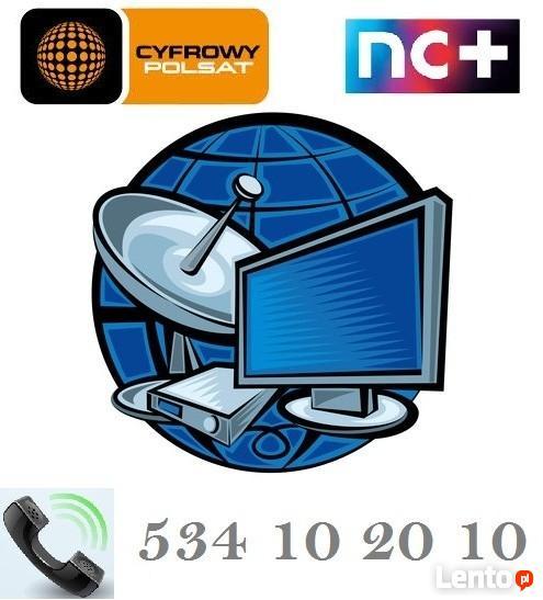 ANTENY telewizja MONTAZ serwis INSTALACJA ANTEN TV SAT DVBT