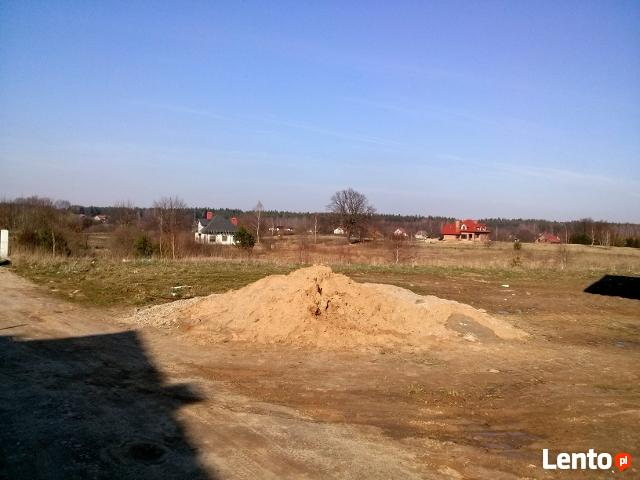 Działki budowlane Różnowo - Dywity - Słupy