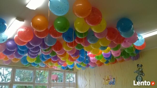 Iłowa Balony Z Helem Balony Helowe Dekoracje Balonowe żagan