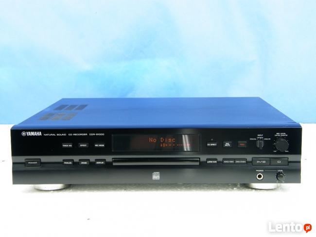 Nagrywarka CDR 1000 Yamaha lub Denon