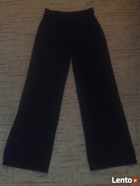 Eleganckie spodnie, rozmiar ok. S