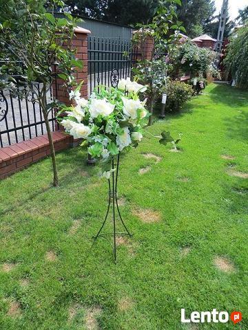 Stojak stojaki na kwiaty Wypożyczalnia Wynajem