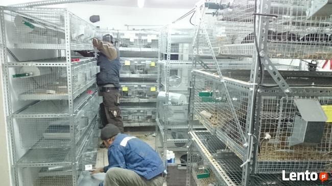 Solidny Regał magazynowy 2000x1000x500 - 160 zł netto