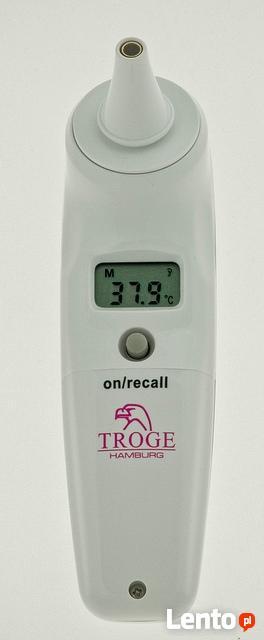 Termometr Douszny dla Dzieci TROGE GERMANY