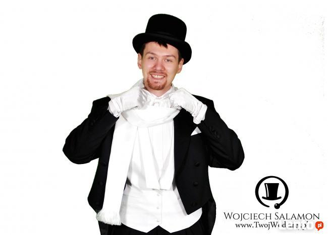 Twój Wodzirej – Wojciech Salamon – Profesjonalna