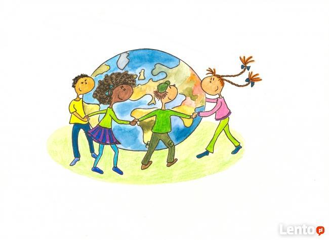 do prowadzenia zajęć z angielskiego dla dzieci i starszych