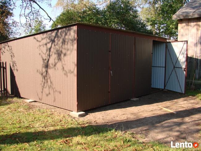 Garaz 6x5 2800 TRANSPORT,MONTAŻ GRATIS-RATY,ŁÓDZKIE