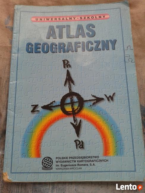 Atlas Szkolny - Uniwersalny