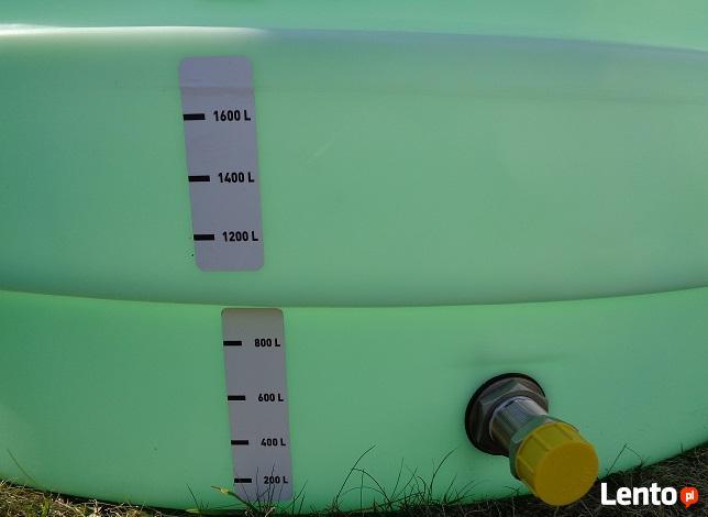 Zbiornik na nawozy płynne 11.500 tony