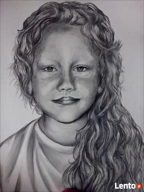 Portrety olejne i w rysunku