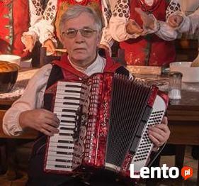 Nauka gry na akordeonie klawiszowym