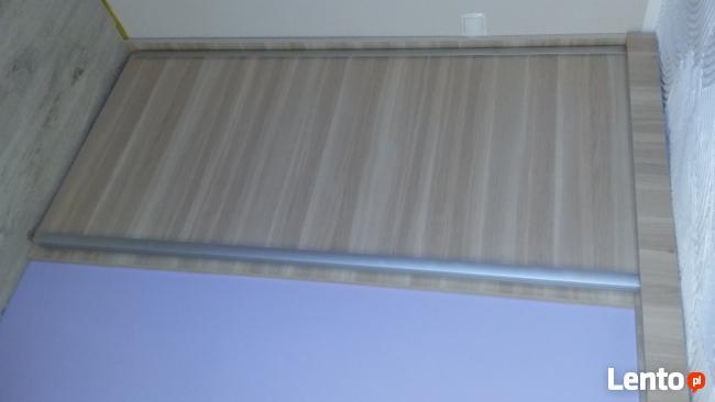 Zabudowy wnęk - szafy
