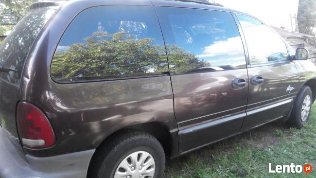 Dodge Caravan 3.0 benzyna+LPG