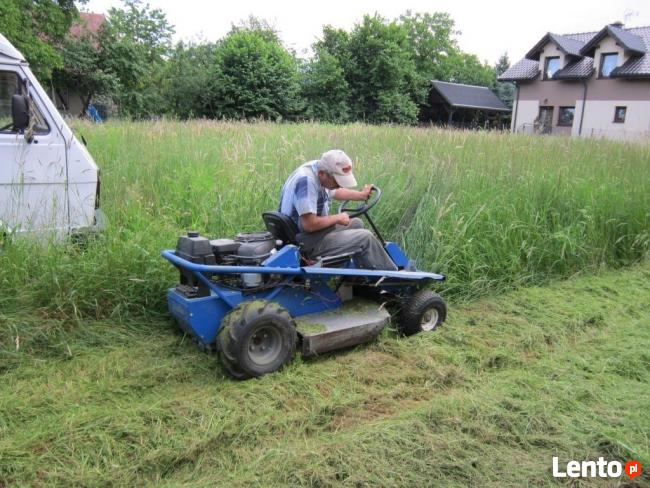 Koszenie trawy Górki Jaworze Kozy Bielsko Szczyrk Jasienica