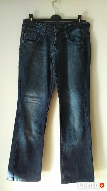 proste jeansy M 28/32