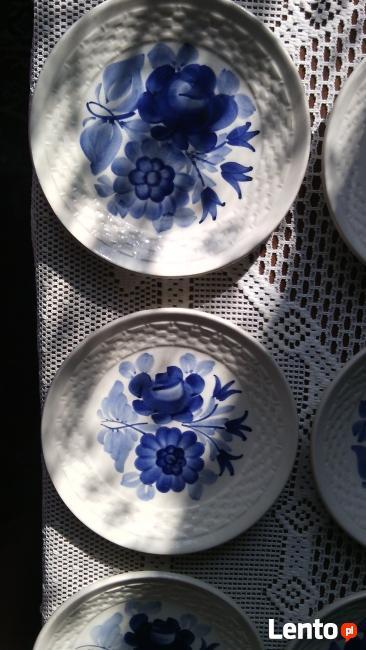 talerzyki recznie malowane(Koło)