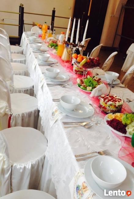 Komunie, wesela, chrzciny, imprezy, konsolacje - Płock