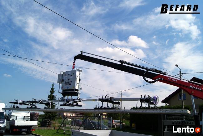 Masywnie Przyssawka do montażu płyt warstwowych Bielsko-Biała ZC54