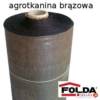 Agrotkanina brązowa 94g - 1,7m x 100m TA9-170