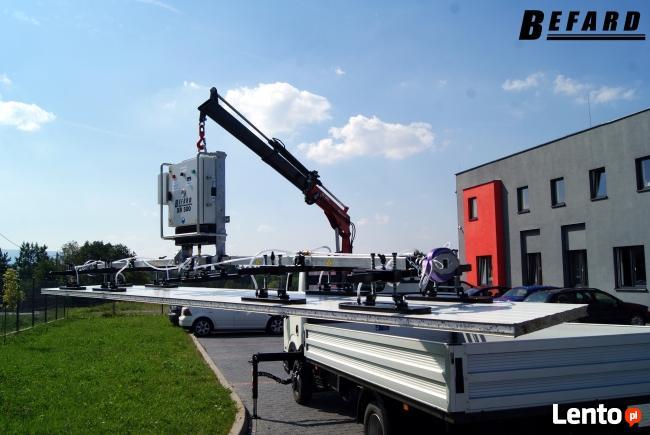 Topnotch Przyssawka do montażu płyt warstwowych Bielsko-Biała XS28