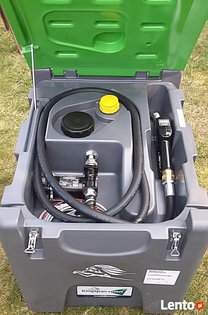 Zbiornik do przewozu paliwa, oleju napędowego 300 L