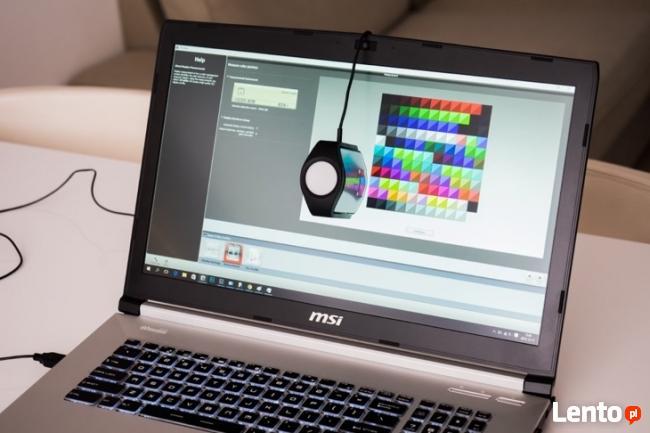 Kalibracja monitora, laptopa, telewizora