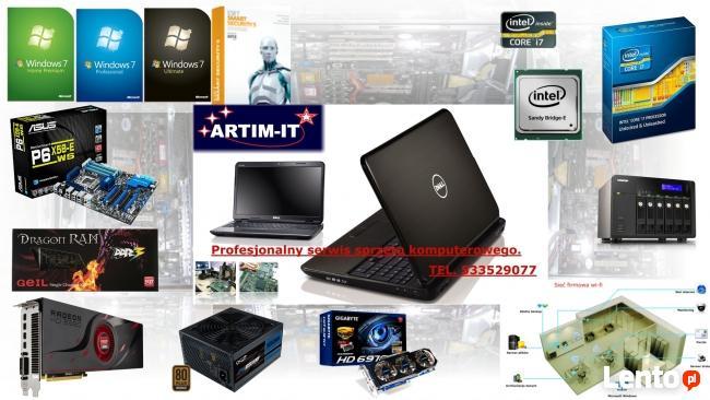 Komponenty do komputerów
