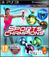 Gra Na Konsolę PS3 Sports Champions
