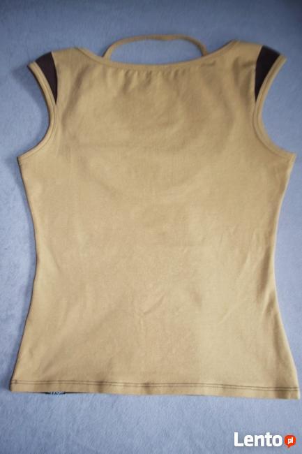 Bluzka taliowana bawełna S