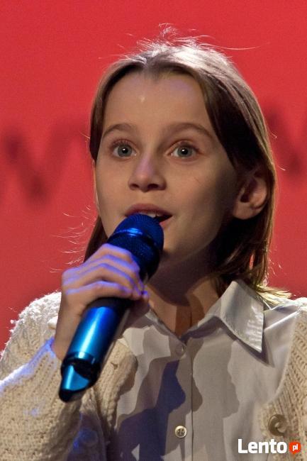 Indywidualne lekcje śpiewu dla dzieci