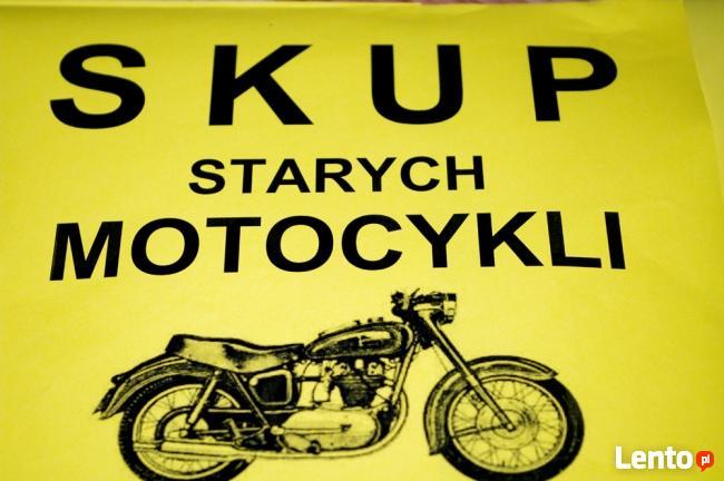 KUPIĘ STARE MOTOROWERY MOTOCYKLE SKUTERY CZĘŚCI wsk wfm osa