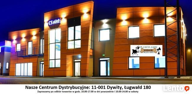 Karmy dla psów i kotów - sklep internetowy w Olsztynie