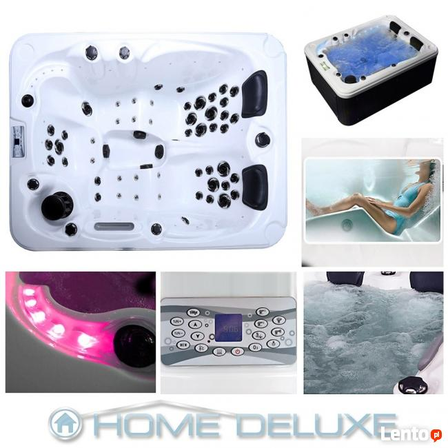 HOME-DELUXE Jacuzzi SPA ogrodowe Beach 3-os. PROMOCJA!!!