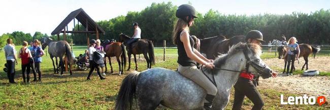 Obozy Jeździeckie ,obozy konne, wakacje w siodle, ferie w siod