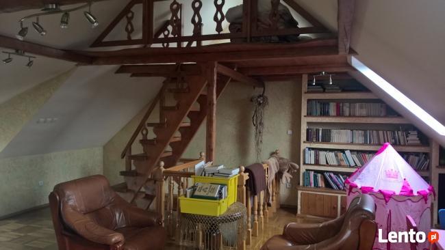 Dom w Nowym Targu wysoki standard