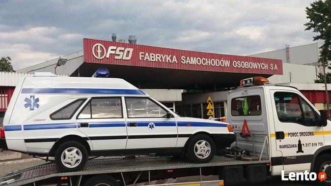 Auto Skup FSO-Sanitarka,Ambulans,Straż Pożarna,Milicja itp