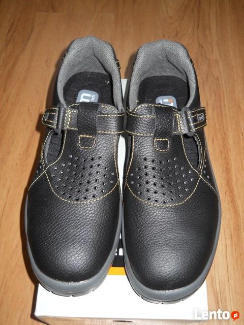 Sprzedam NOWE buty ochronne Mendi.