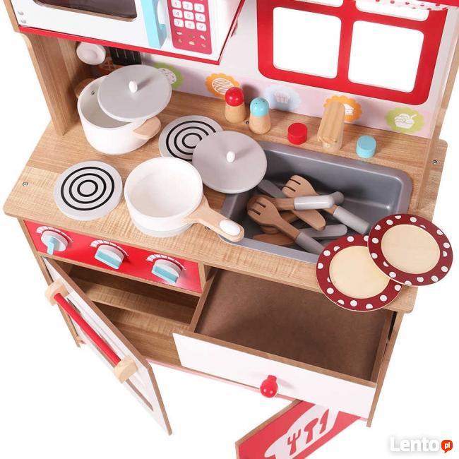 Archiwalne Kuchnia Drewniana Dla Dzieci Ecotoys Z
