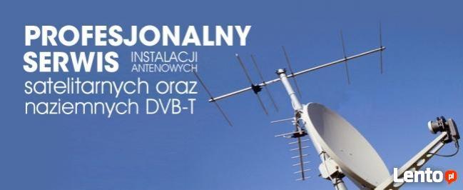 profesjonalna instalacja anten Mrzeżyno